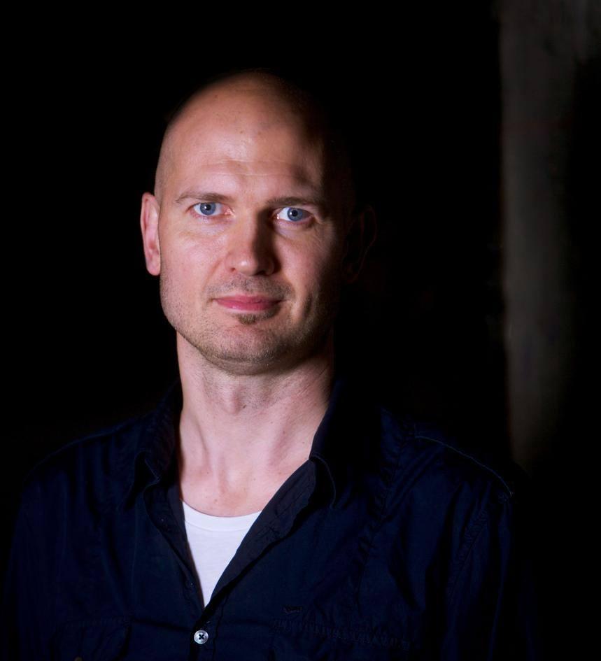 Førsteamanuensis II Hans Petter Solli. Foto: Hugo Lande.