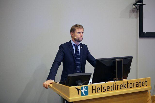 Helse- og omsorgsminister, Bent Høie. Foto: Helse- og omsorgsdepartementet/Flickr