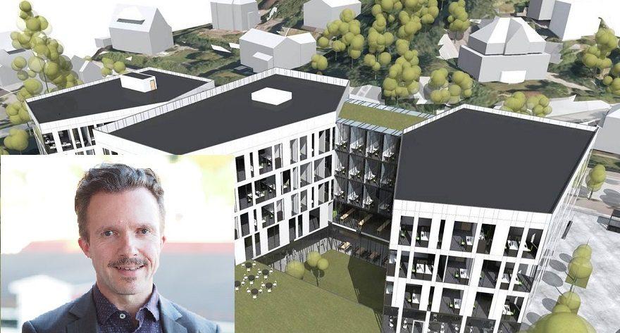 Instituttleder, Per-Einar Binder trekker seg som fakultetsrepresentant i HCÅ-prosjektet