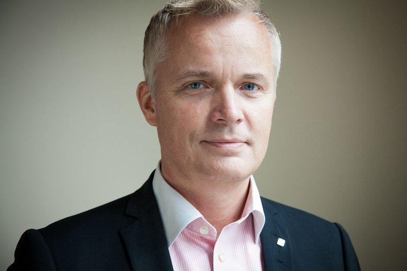 Tor Levin Hofgaard, president i Norsk psykologforening. Bilde: Psykologforeningen.